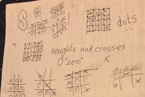 naughts n crosses